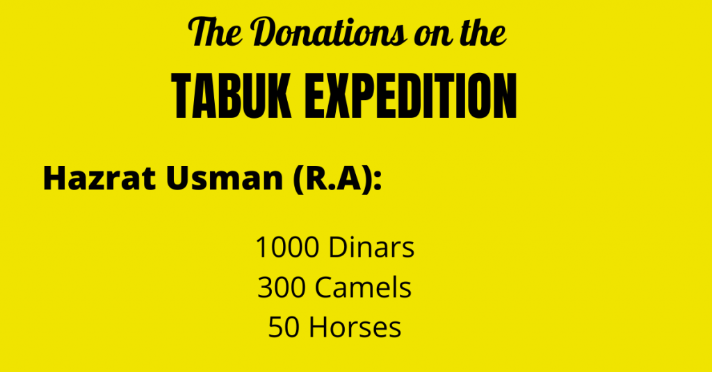 The Tabuk Expedition