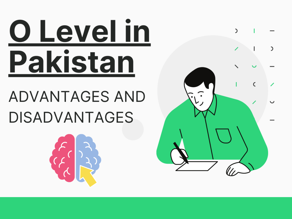 O level in Pakistan