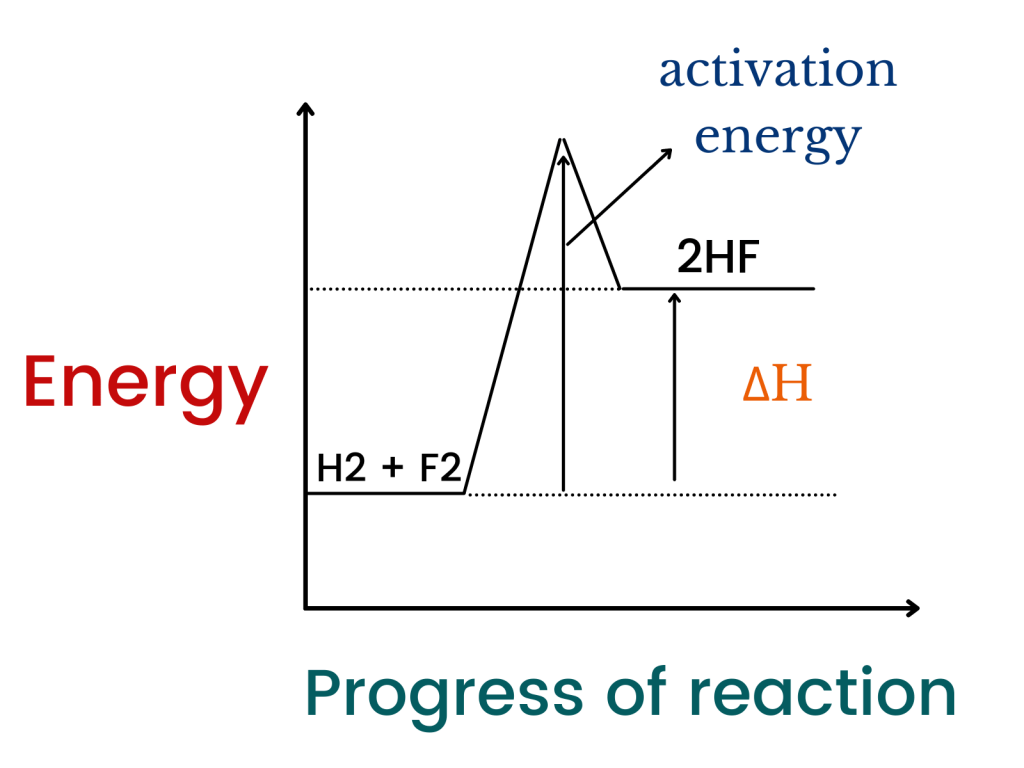 energy changes endothermic