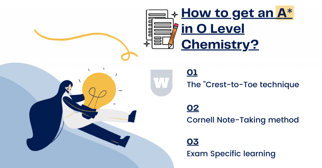 how to get an a* in o level chemistry